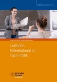 Leitfaden Referendariat im Fach Politik.