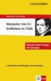 """Lektürehilfen Heinrich von Kleist """"Die Marquise von O..."""" /""""Das Erdbeben in Chili."""