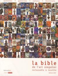 Lelivredart - La bible de l'art singulier inclassable & insolite.