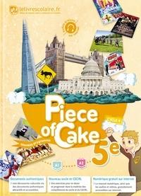 Lelivrescolaire.fr - Anglais 5e Piece of Cake.