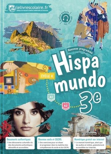 Espagnol 3e Hispamundo Compact