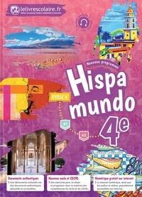 Deedr.fr Espagnol 4e Hispamundo Image