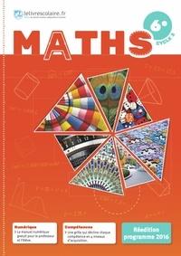 Livres téléchargement gratuit pdf Mathématiques 6e  - Manuel élève (Litterature Francaise) par Lelivrescolaire.fr DJVU iBook FB2