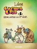 Lelong - Carmen Cru - Tome 1 - Rencontre du 3ème âge.
