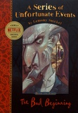 Lemony Snicket - A Series of Unfortunate Events Tome 1 : The Bad Beginning.