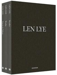 LEN LEY et  Scott Anthony, Paul Brobbel, T - Len Lye.
