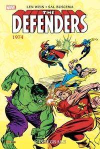 Len Wein et Sal Buscema - The Defenders Intégrale : 1974.