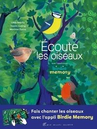 Léna Mazilu et Yoann Guény - Ecoute les oiseaux.