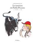 Léna Oka - Le taureau de Pablo Picasso.