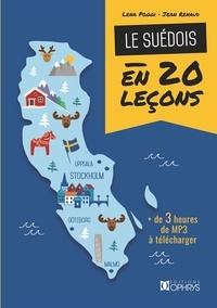 Lena Poggi et Jean Renaud - Le suédois en 20 leçons.