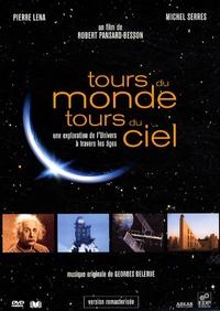Lena Serres et Michel Serres - Tours du monde, tours du ciel. 4 DVD