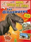 Lena Steinfeld - Mon livre de jeux Dinosaures.