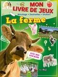 Lena Steinfeld - Mon livre de jeux La ferme.