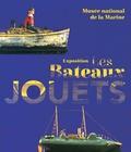 Lénaïg L'Aot-Lombart et Jean-Yves Besselièvre - Les bateaux jouets - Exposition Toulon, Musée national de la Marine.