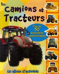 Lene Holmen et Helen Parker - Camions et Tracteurs.
