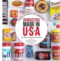 Lene Knudsen - 28 recettes made in USA pour cuisiner les produits culte américains - Oreo, Peanut Butter, Marshmallow fluff, Sirop d'érable, digestives, Philadelphia, M&M's....