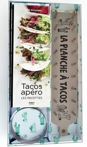 Lene Knudsen - Coffret La planche à tacos.