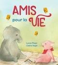 Lenia Major et Claire Vogel - Amis pour la vie.