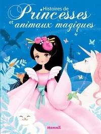 Lenia Major et Corinne Machon - Histoires de princesses et animaux magiques.