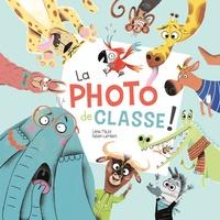 Lenia Major et Fabien Lambert - La photo de classe !.