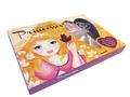 Lenia Major et Mireille Saver - Mon coffret Princesses - Avec 1 couronne, 1 sceptre, 1 paire de gants.