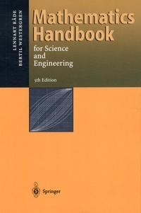 Mathematics Handbook for Science and Engineering - Lennart Rade | Showmesound.org