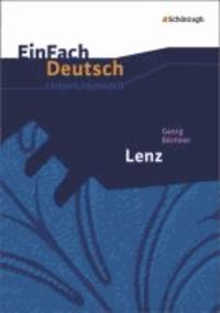 Lenz. Der Hessische Landbote: Gymnasiale Oberstufe - EinFach Deutsch Unterrichtsmodelle.