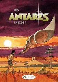 Léo - Antarès Tome 1 : .