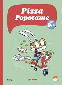 Leo Arias - Pizza Popotame.
