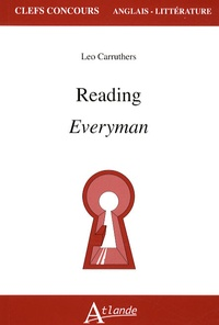 Leo Carruthers - Reading Everyman.