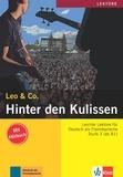 Leo & Co - Hinter den Kulissen - Stufe 3 (ab B1). 1 CD audio