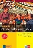 Leo & Co - Oktoberfest - und zurück - Stufe 2 (ab A2). 1 CD audio MP3