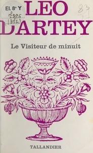 Léo Dartey - Le visiteur de minuit.