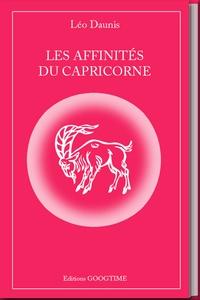 Léo Daunis - Les affinités du Capricorne.