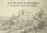 Léo Drouyn - Léo Drouyn en Benauges et dans le canton de Targon.