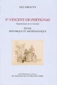 Léo Drouyn - St-Vincent-de-Pertignas.