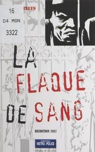 Léo Gestelys - La flaque de sang.