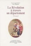 Léo Hamon - Révolution à travers un département : Yonne.