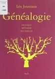 Léo Jouniaux - Généalogie - Pratique, méthode, recherche.