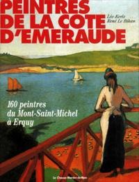 Léo Kerlo et René Le Bihan - Peintres de la Côte d'Emeraude - 160 peintres du Mont-Saint-Michel à Erquy.
