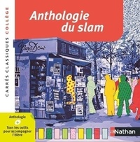Léo Lamarche - Anthologie du slam.