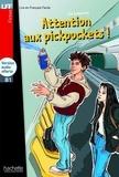 Léo Lamarche - Attention aux pickpockets !. 1 CD audio