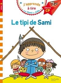 Léo Lamarche - J'apprends à lire avec Sami et Julie  : Le tipi de Sami.