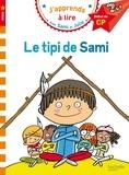Léo Lamarche - Le tipi de Sami.