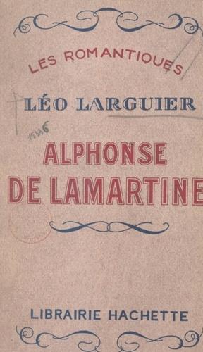 Alphonse de Lamartine