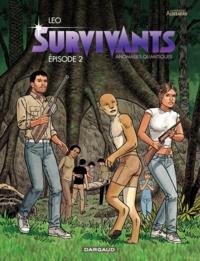 Ebook gratis italiano télécharger le pdf Les survivants Tome 2 par Léo 9782205188615 en francais CHM RTF PDF