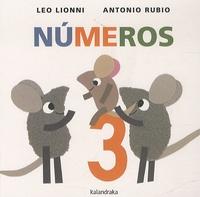 Leo Lionni et Antonio Rubio - Numeros.