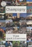 Leo Lorenzi et Laziz Hamani - Champigny - Vies quotidiennes.
