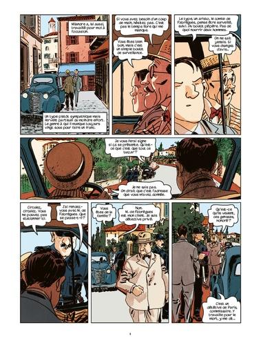 Nestor Burma Tome 11 L'homme au sang bleu