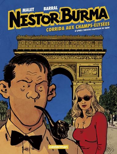 Nestor Burma Tome 12 Corrida aux Champs-Elysées